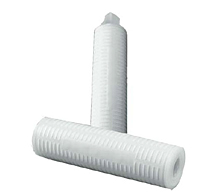 Flotrex™ PN Pleated Filters with Polypropylene Microfiber Media