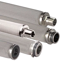 Poromet® Cleanable Stainless Steel Filter Elements